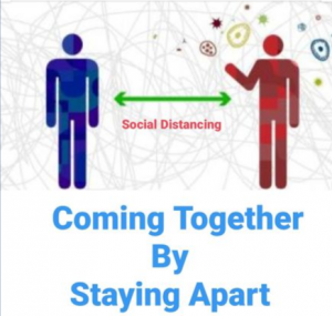 The latest HSE video on social distancing